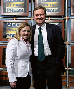 First Person: Remembering Tim Russert