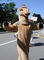 The Connecticut College camel gears up for the Parade of Classes.<em><span style=font-size:9pt;>&nbsp;Credit: A. Vincent Scarano</span></em>