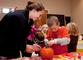 Children decorate pumpkins during Kids&#39; Time.<em><span style=font-size:9pt;>&nbsp;Credit: Bob MacDonnell</span></em>