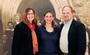 Professors Candace Howes, Jennifer Fredricks and Joseph Schroeder were honored April 6 with the College's most prestigious faculty awards.