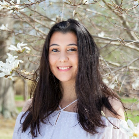 Nayla Tohme '18, 100th Commencement senior speaker